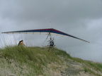 Such soaring off 10 foot dune!